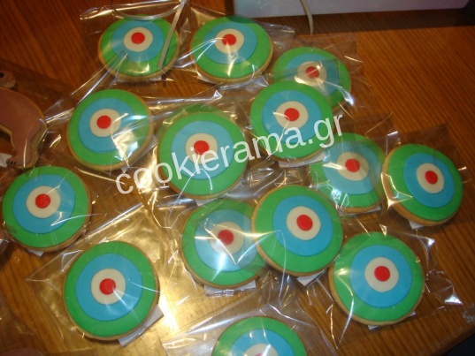 μπισκότα στόχοι