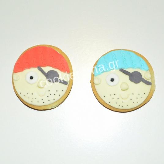 μπισκότο πειρατής
