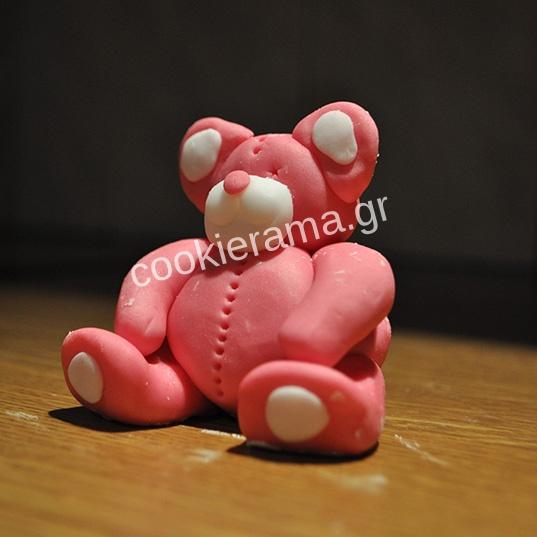 ζαχαρένιο αρκουδάκι