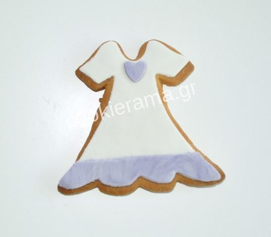 μπισκότο φόρεμα