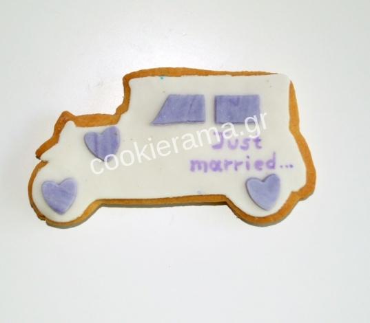 μπισκότο γάμου