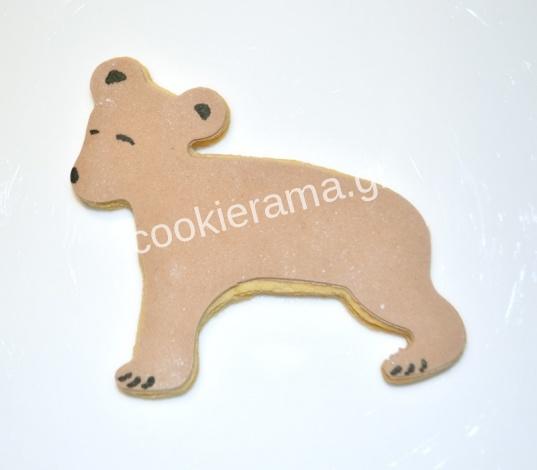μπισκότο αρκουδάκι